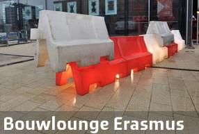 PRJ 60 Bouw Borrel Erasmus Paviljoen