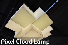 PRJ -30 Pixel Cloud Lamp