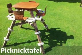 PRJ 40 Picknicktafel