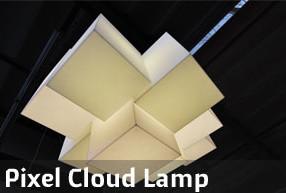 PRJ -30 Pixel Cloud Lamp